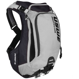 USWE Patriot 15 Protector Backpack, black/grey